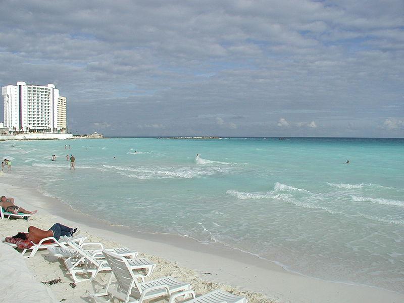 Playas de Cancún para disfrutar a lo grande Playas del mundo
