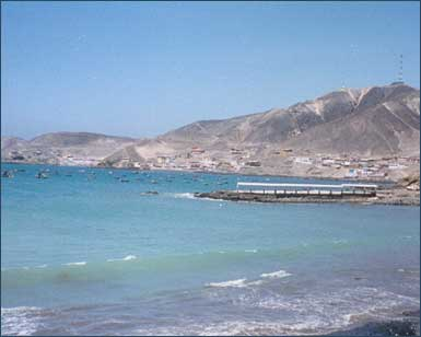 Playas de Lambayeque