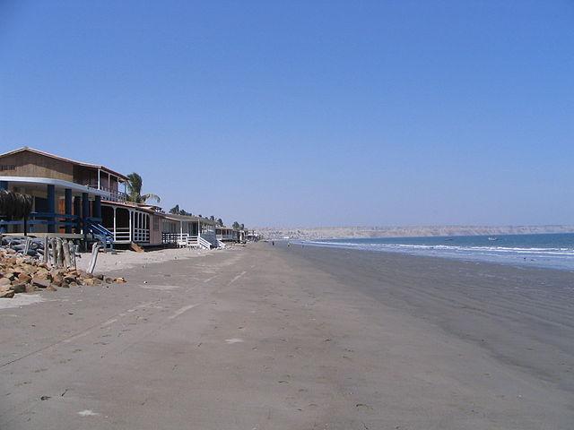 Playas de Colán