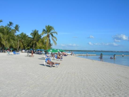 Playas de Playas de Santo Domingo Playas del mundo