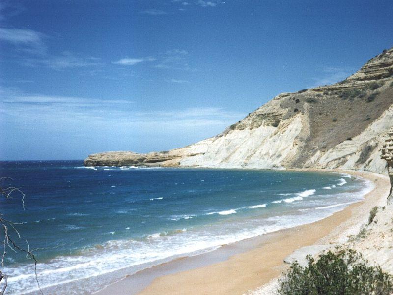 Playa Punta Rusia