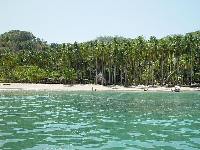 Playa Savegre, Costa Rica
