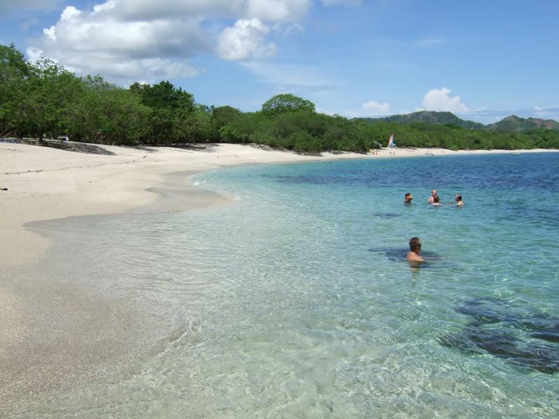 Playas de Playa Cahuita Playas del mundo