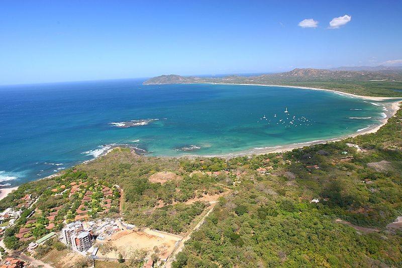 Playas de Playa Langosta Playas del mundo