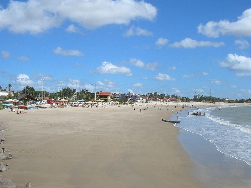 Natal, lugar de magníficas playas brasileñas Playas del mundo