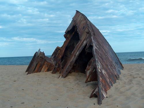 Leyendas de naufragios en las playas de Rocha, Uruguay Playas del mundo