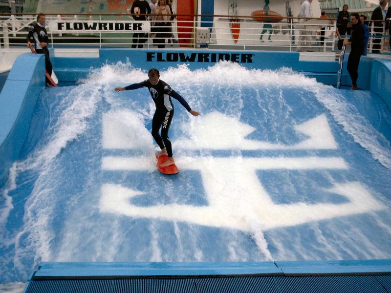 Flowboarding