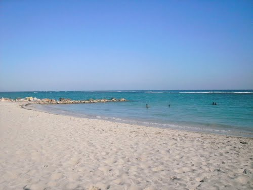Playa de Crusoe