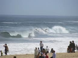 La ruta chilena del surfing