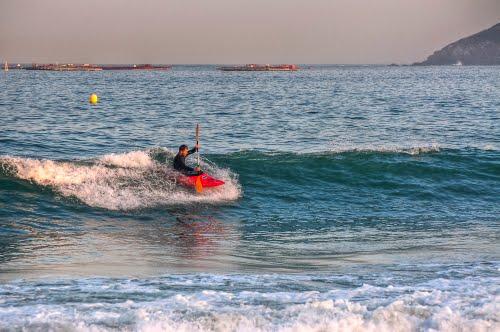 Kayak-Surf