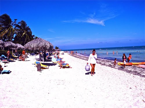 Cayo Santa Lucía