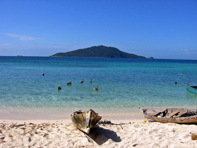 Aventura en las costas hondureñas Playas del mundo