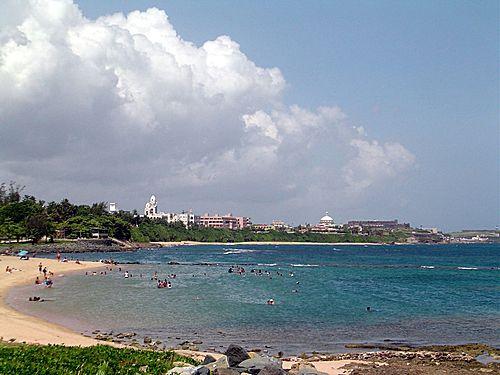 Balnearios de Puerto Rico