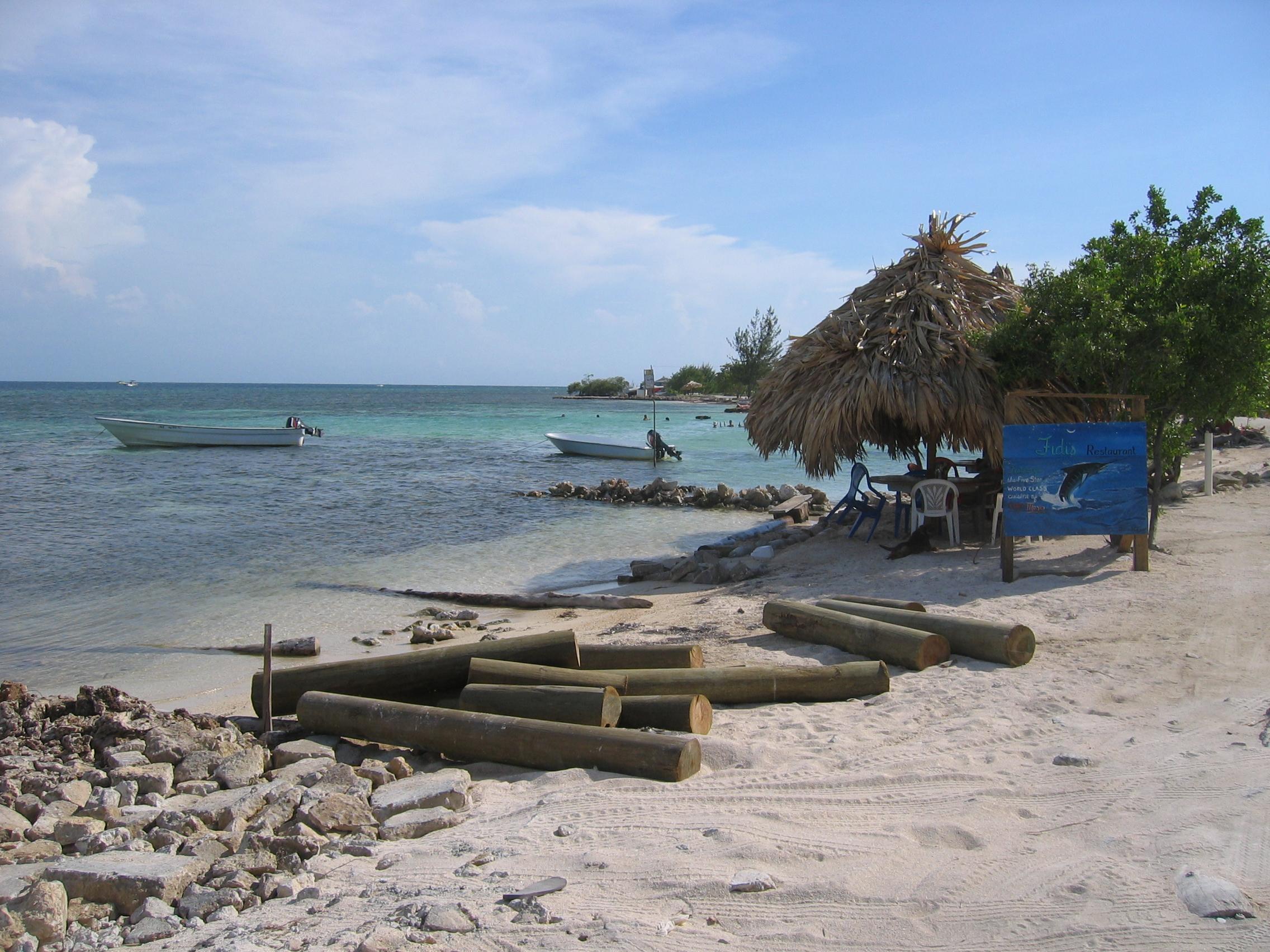 Playa de Guanaja