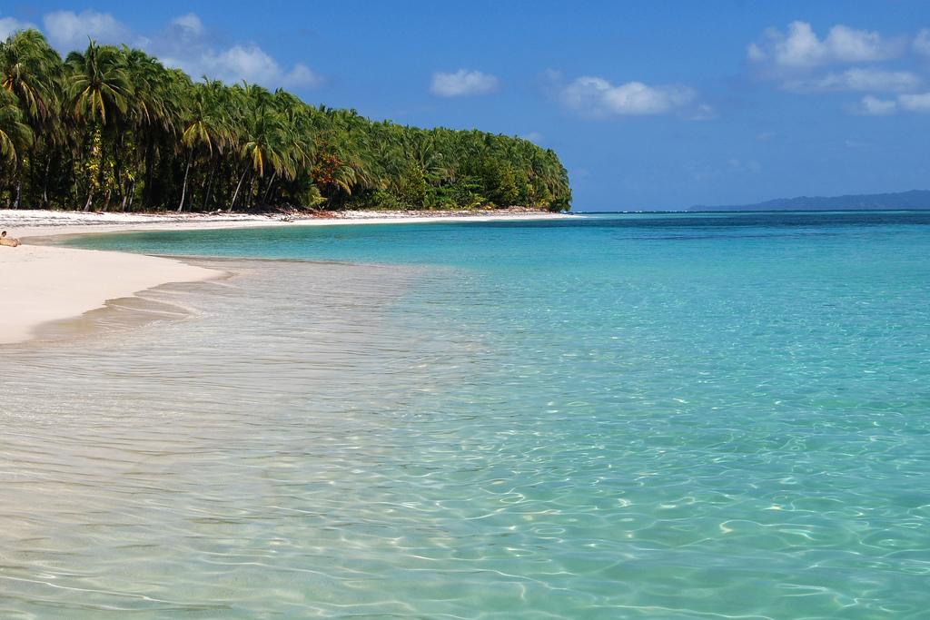Playas de la Isla de los Pájaros