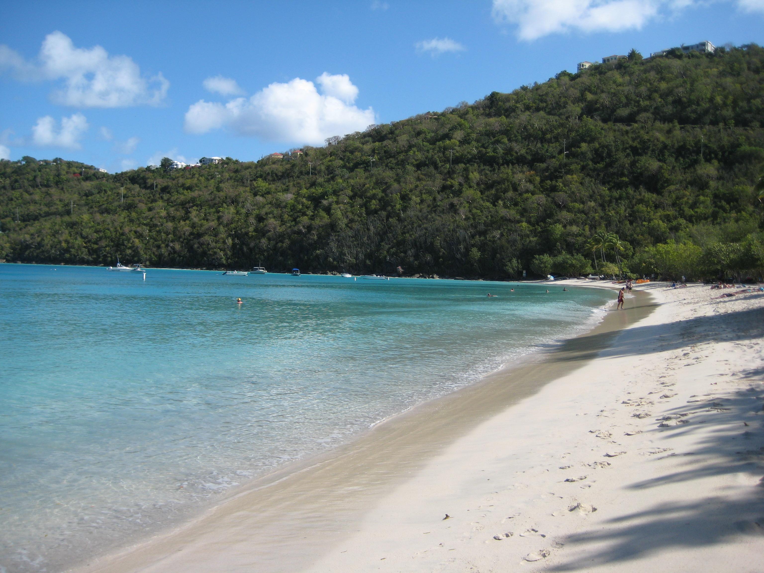 Magens Bay St. Thomas