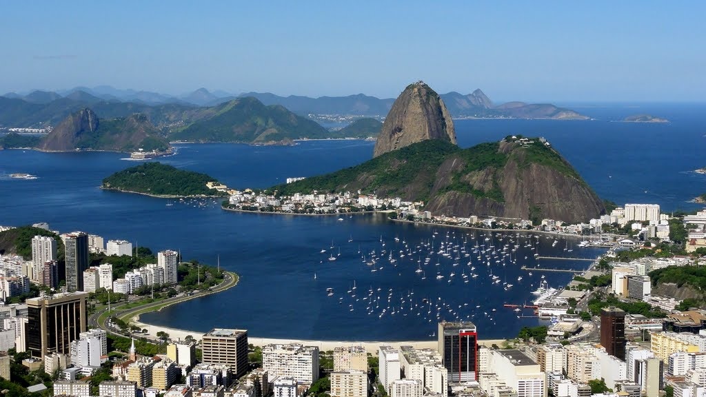 Pan de Azúcar en Río de Janeiro Playas del mundo