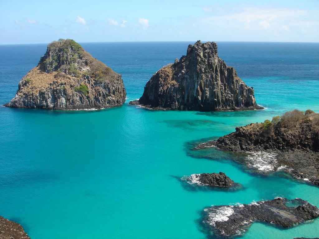 Fernando de Noronha archipiélago hermoso en Brasil Playas del mundo