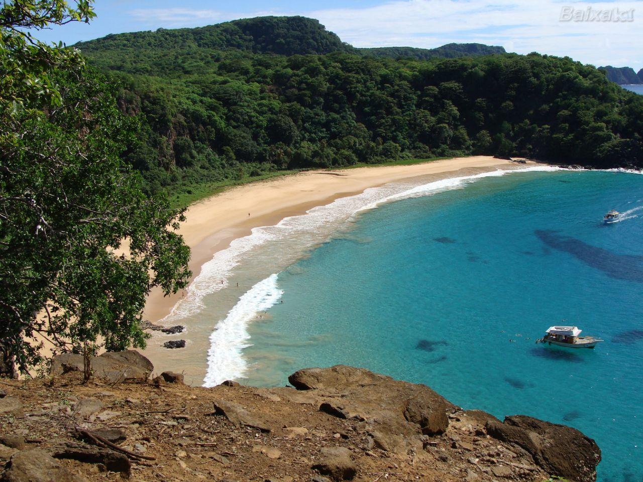 Praia do Sancho la playa más bonita de Brasil Playas del mundo