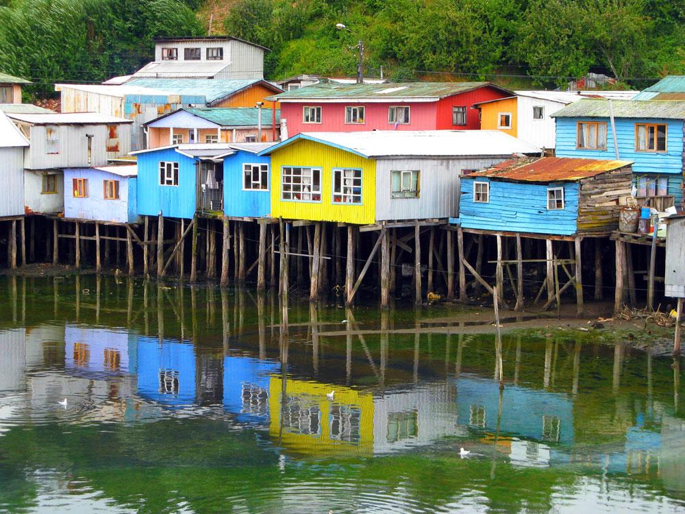 Isla Grande de Chiloé en Chile Playas del mundo
