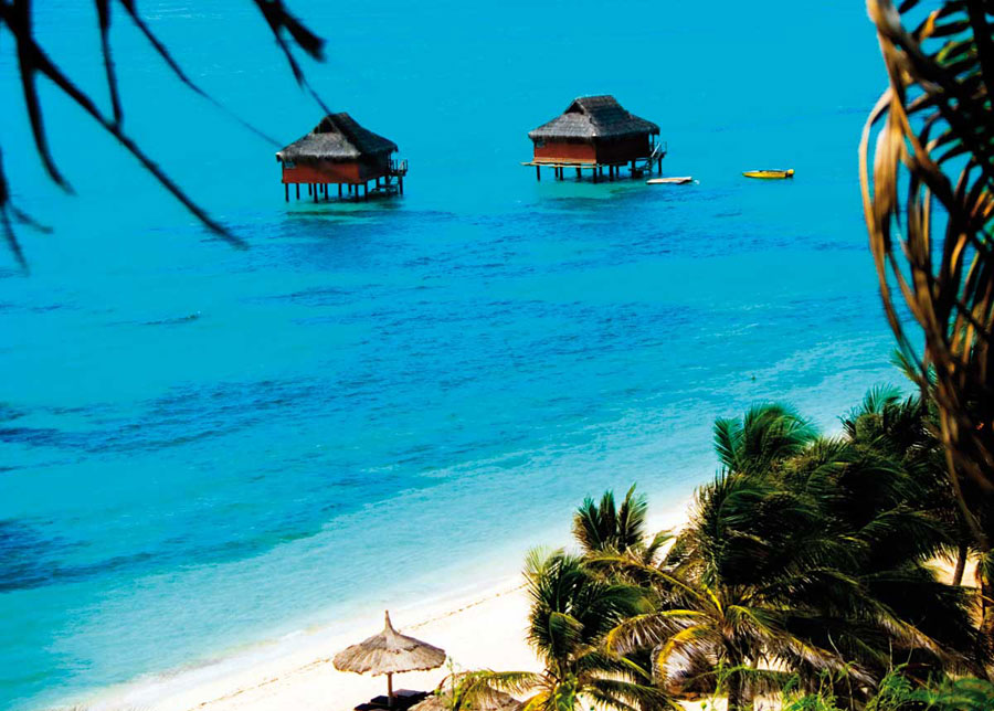 San Vicente y las Granadinas Playas en el mundo