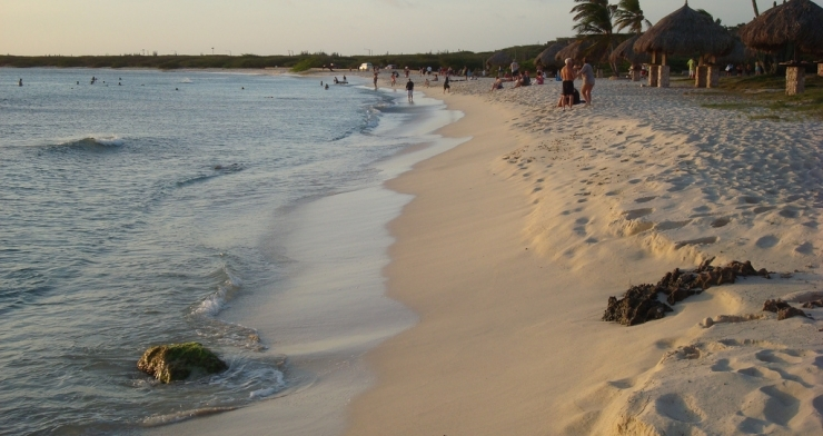Playas de Arashi Beach Playas del mundo