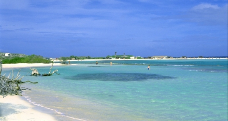 Playas de Baby Beach Playas del mundo