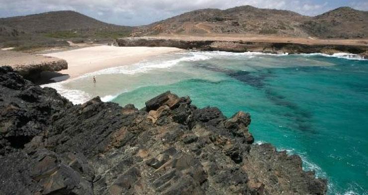 Playas de Andicuri Playas del mundo