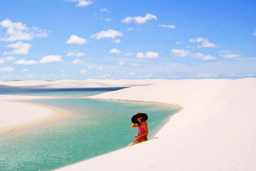 Lençois Maranhenses: playas únicas en Brasil Playas del mundo