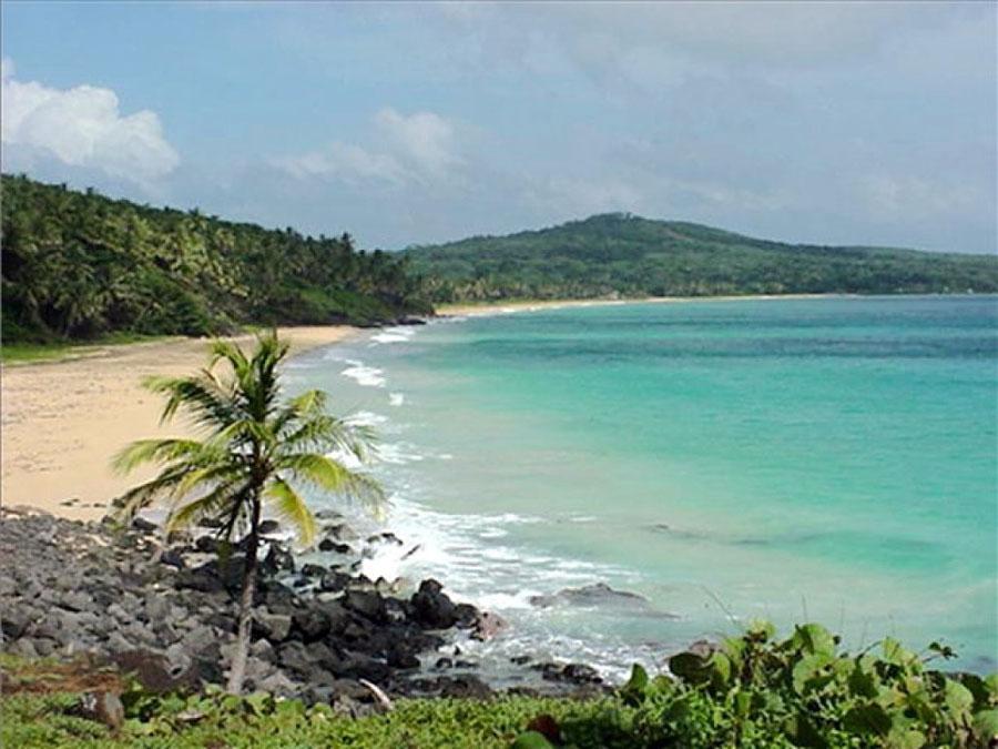 Playas de Las Islas del Maíz Playas del mundo