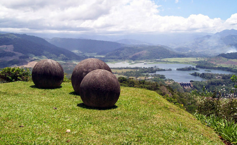Las misteriosas esferas de piedra del Diquís Playas del mundo