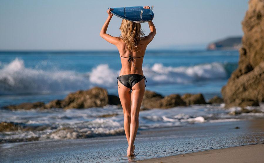 ¿A dónde van los famosos de vacaciones? Playas del mundo