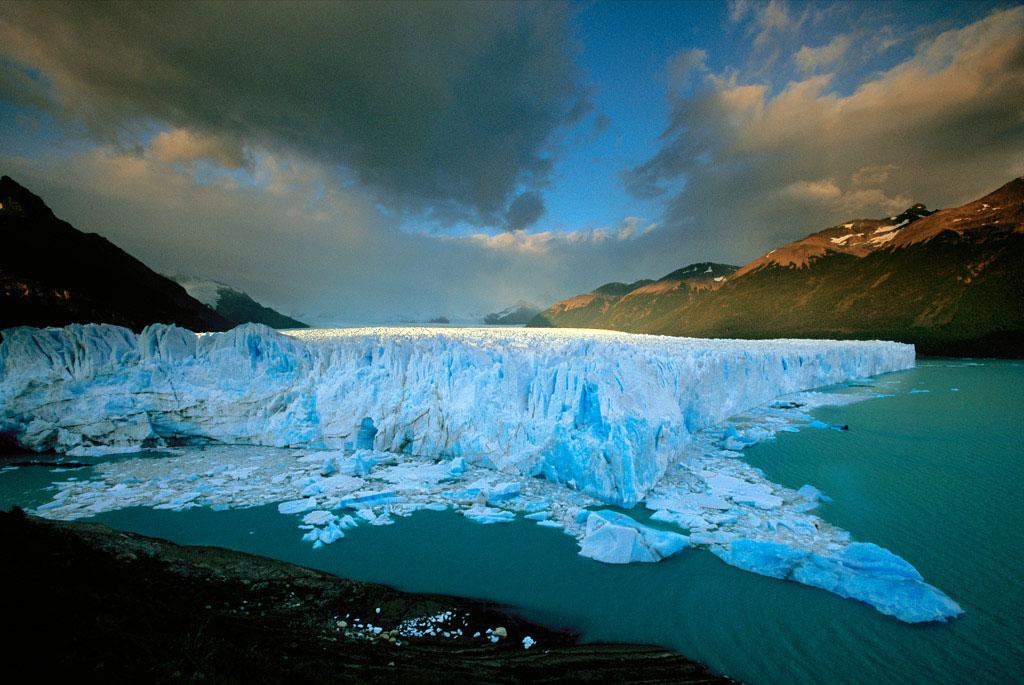 El glaciar Perito Moreno: sorpréndete con su belleza Playas en el mundo