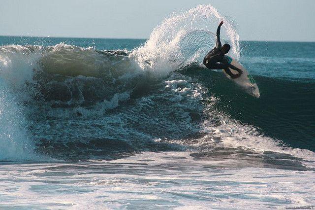 Las mejores playas de América para surfear Playas del mundo