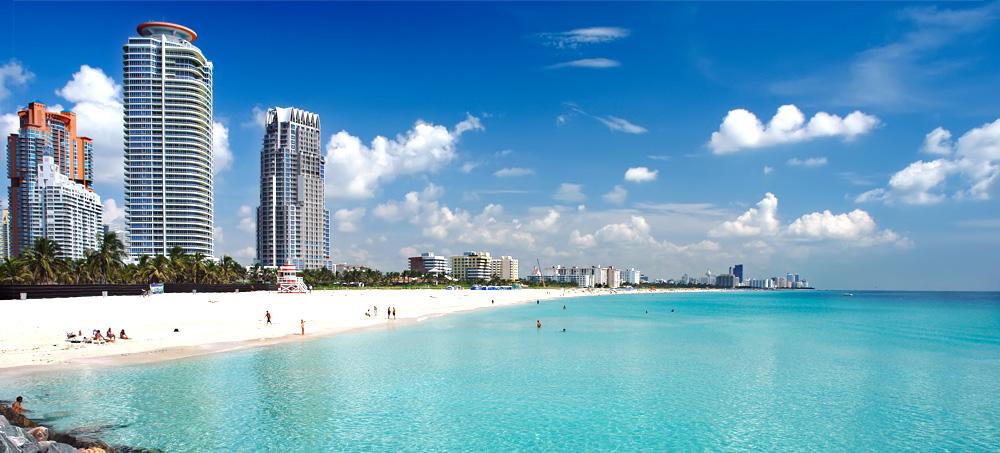 Las mejores playas de Miami Playas del mundo