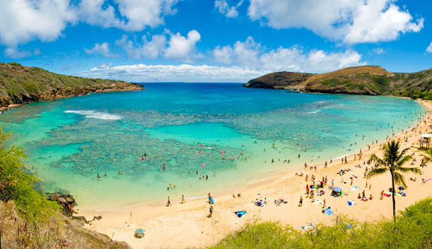 Las mejores playas de USA Playas en el mundo