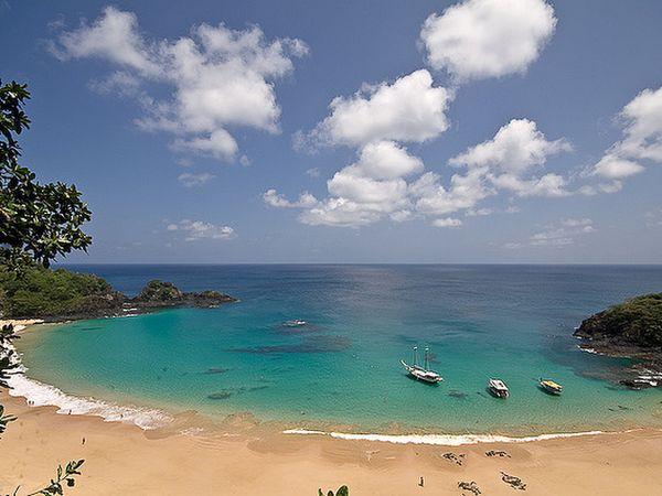 Praia do Sancho, posiblemente la playa más bonita de Brasil Playas del mundo