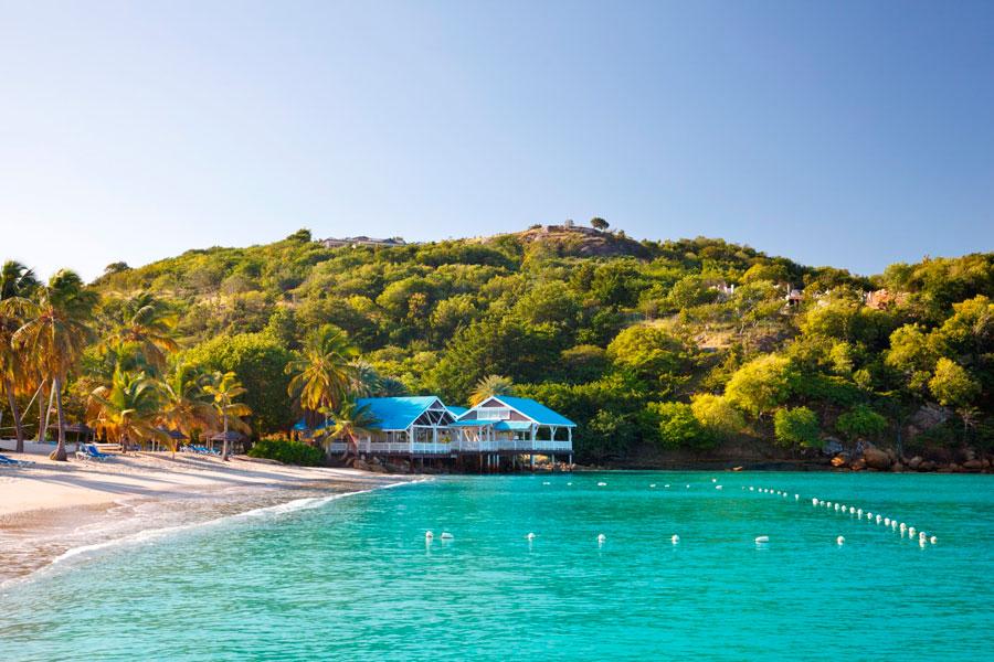 Isla Antigua y Barbuda Turismo Caribe