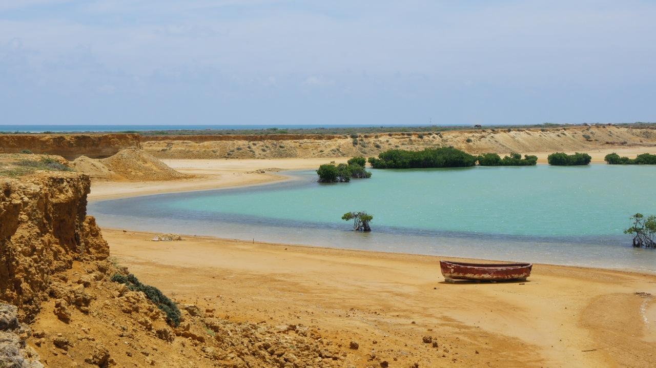 Playas de Punta Gallinas Playas del mundo