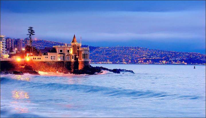 Viña del Mar, Chile: 5 lugares que visitar Playas en el mundo