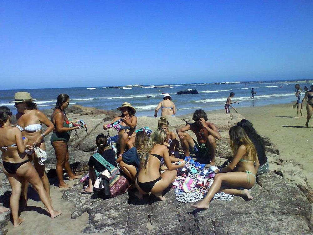 Uruguay, las playas de moda en América Playas en el mundo