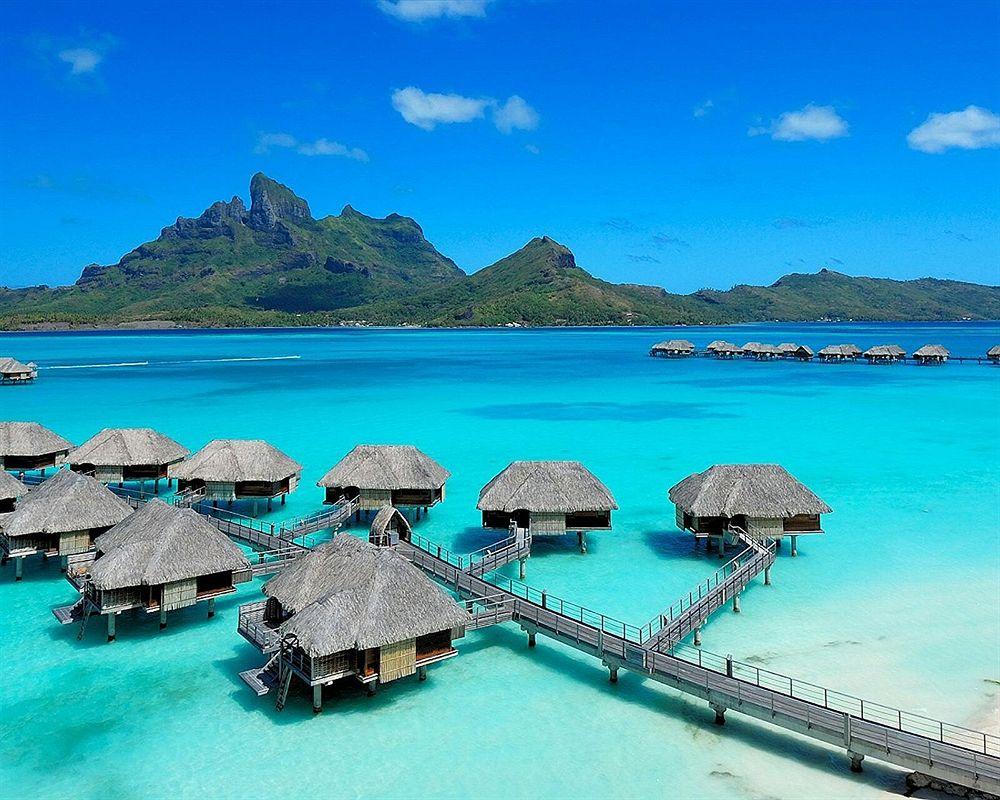 Bora Bora, un romántico destino en la Polinesia Francesa Playas del mundo