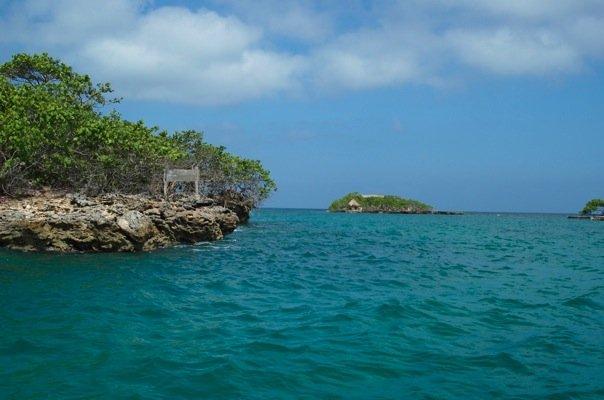 Playas de Islas del Rosario Playas del mundo