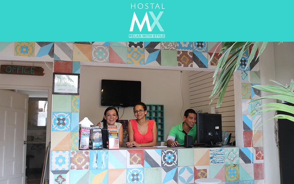 Por qué quedarse en el Hostal MX Playa del Carmen Playas en el mundo