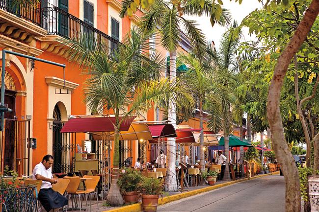 Tour por la ciudad de Mazatlán Playas del mundo
