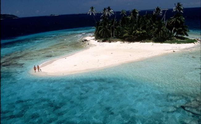 Roatán, la preferida del Caribe