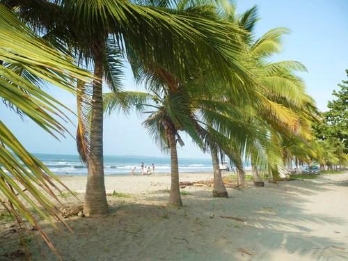 Playas de Playa Moñitos Playas del mundo
