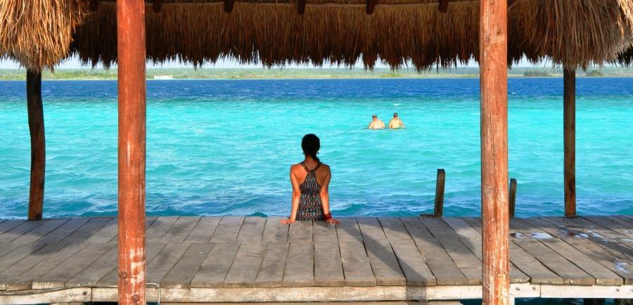 El nuevo caribe mexicano Costa Maya Playas del mundo