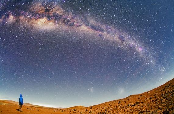 Atacama: Un desierto para tocar las estrellas Playas del mundo