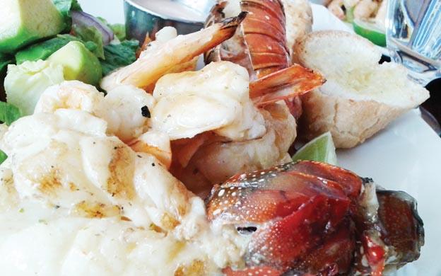 Aruba festeja la semana de la gastronomía local Playas del mundo